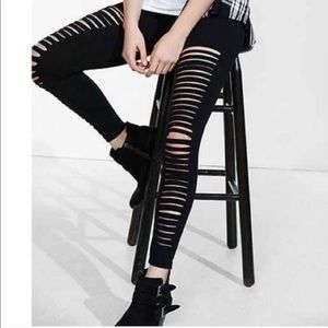 Express Ripped Leggings